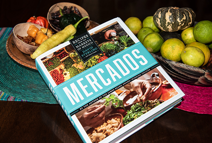 MERCADOS Cookbook